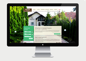 Hotel Pod Kamykiem - A new website